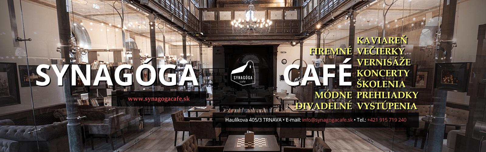 Synagóga Café