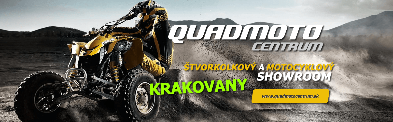 Quadmoto Centrum