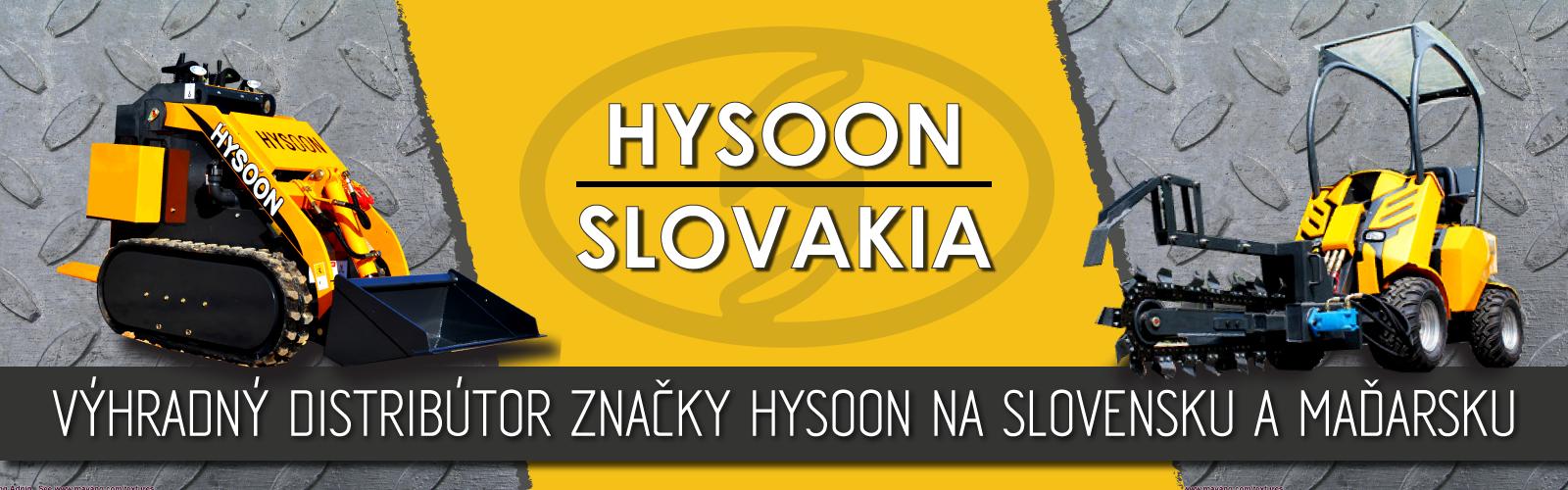 Hysoon Slovakia