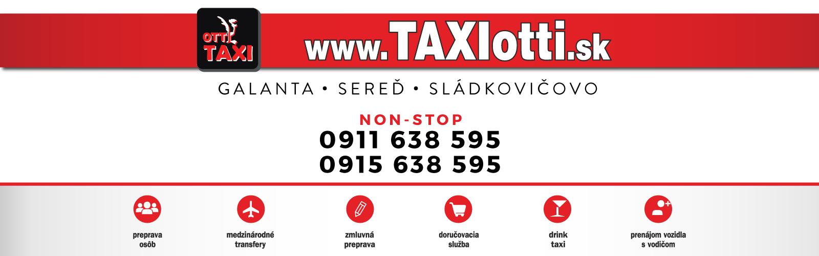 Taxi Otti
